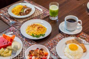 Café da Manhã Hotel Holiday Inn Express Maceió
